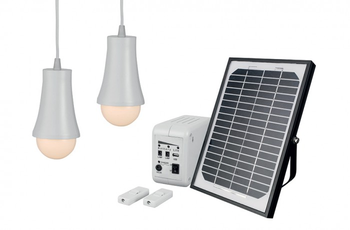 Solar Light Kit